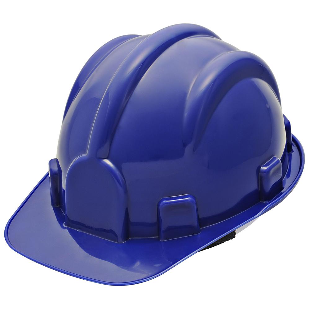 Capacete de Proteção em Polietileno BERYL Azul Escuro