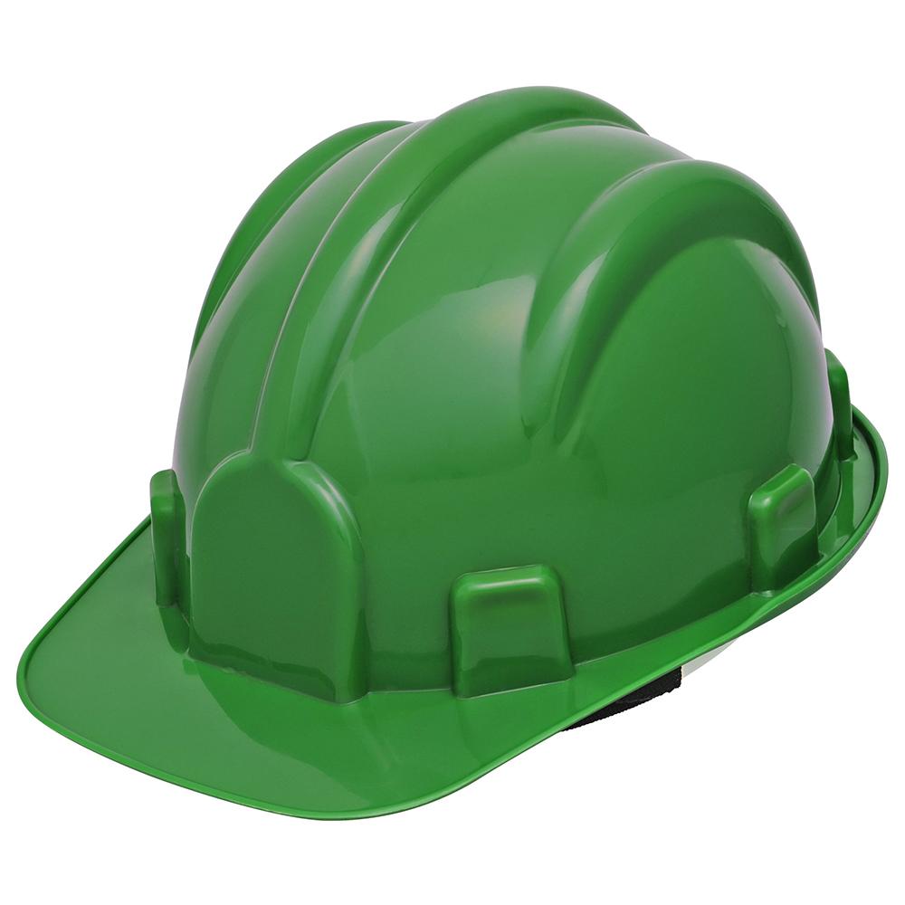 Capacete de Proteção em Polietileno BERYL Verde