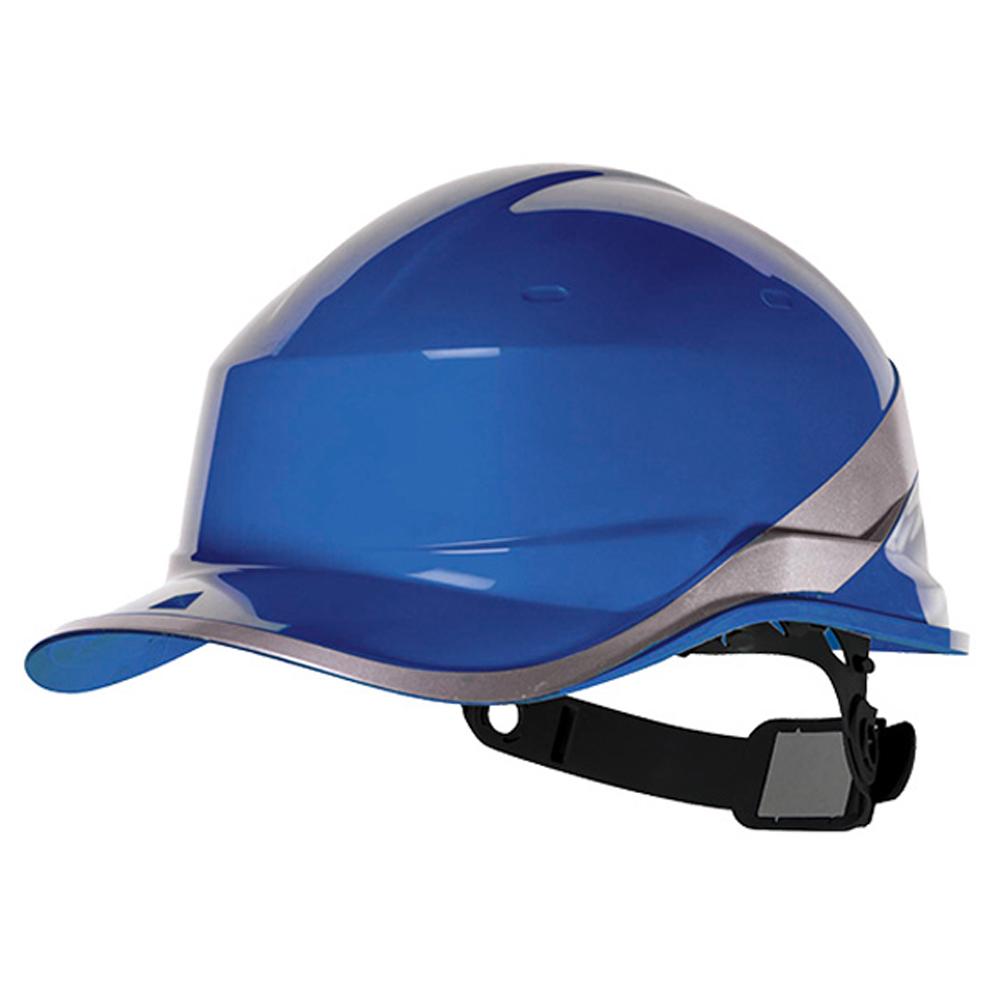 Capacete de Segurança Baseball Diamond V em ABS Azul