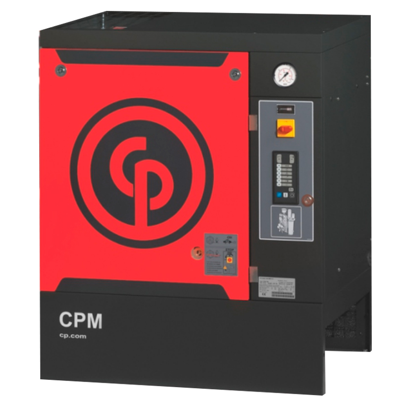 Compressor de Ar Parafuso Chicago Pneumatic 5.5 HP - Ar Direto