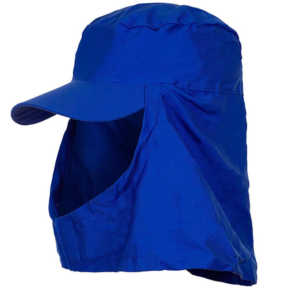 Touca Arabe Azul Royal