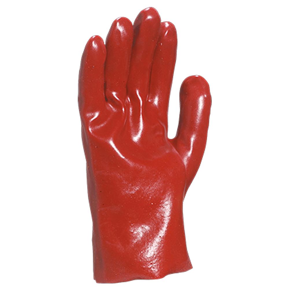 Luva de Proteção em PVC Palma Lisa 27 cm