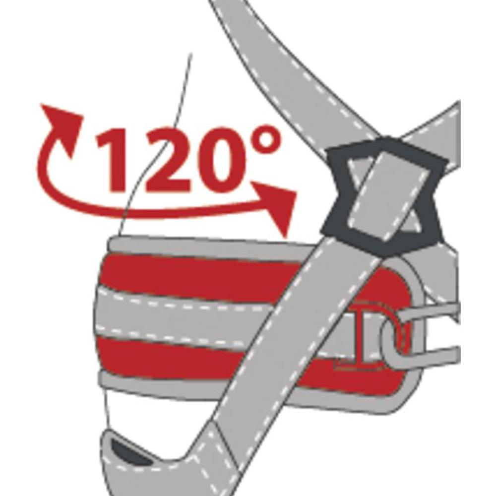 Cinturão de Segurança Paraquedista HAR24 XX