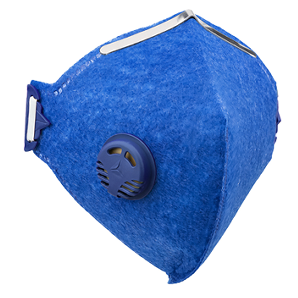 Máscara de Proteção PFF2 Valvulada - Pro Face