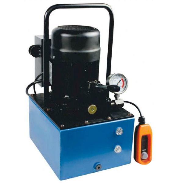 Bomba Hidraulica Motorizada Simples Ação 8 Litros